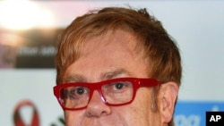Picha ya Elton John