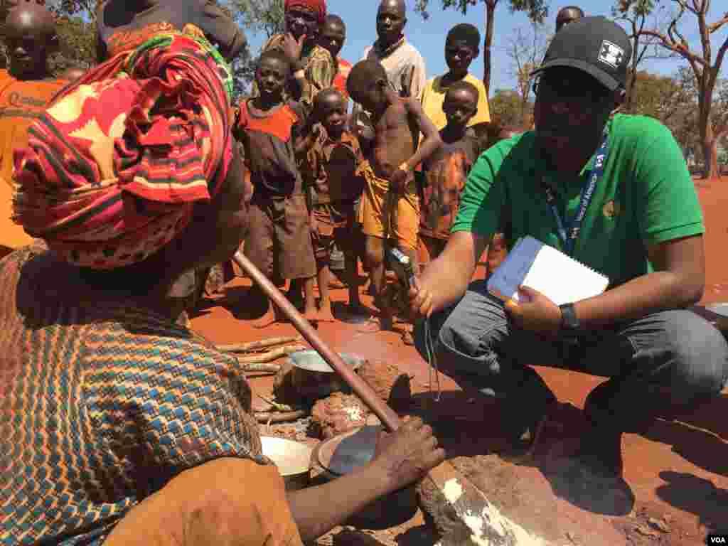 VOA Reporter Eddie Rwema visits Nyarugusu Refugee Camp in Tanzania.