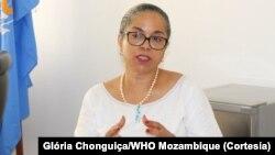 Djamila Cabral, Representante da OMS em Moçambique