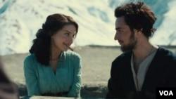 Mariya Valverde və Adam Bakri (Əli və Nino obrazında)