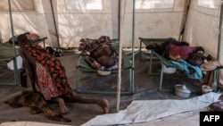 Masu fama da cutar kwalara a Sudan ta Kudu