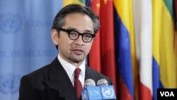 Menteri Luar Negeri Marty Natalegawa (Foto: dok).