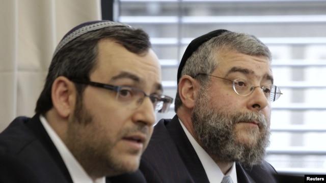 Para rabbi di Eropa berkumpul di Berlin untuk membahas keputusan pengadilan Jerman yang kontroversial. (Foto: Reuters)