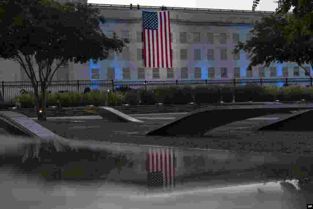 အေမရိကန္ ျပည္ေထာင္စု 9/11 တိုက္ခိုက္ခံရမႈ ႏွစ္ ၂၀ ျပည့္ ေအာက္ေမ႔ဖြယ္