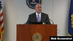 FBI宣佈逮捕策劃獨立日進行炸彈襲擊的皮茨(視頻截圖)