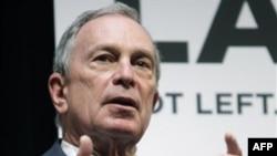 Thị Trưởng thành phố New York Michael Bloomberg đề nghị đạo luật cấm hút thuốc trong công viên và ở bãi biển