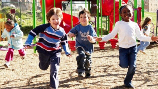 Learning The Outdoor Playground Children And Young People Essay Paper