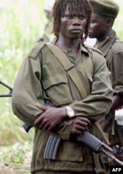 Chiến binh của LRA