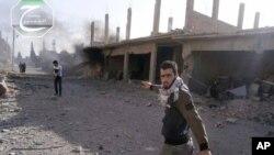 Pobunjenici u gradu Kusair
