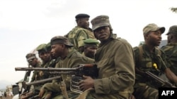 콩고민주공화국 동부 내 반군세력