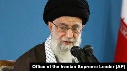 Shugaban Addini Na Iran Ayatollah Ali Khamenei
