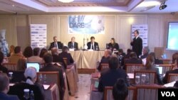 Kosovo media conference