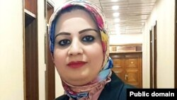 مونا قاوهچی سهرۆكی فراكسیۆنی چاكسازی توركمانی لهپهرلهمانی كوردستان