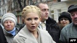 Юлія Тимошенко полетіла до Брюсселя, і сказала, що повернеться