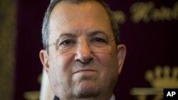 ისრაელის თავდაცვის მინისტრი, ეჰუდ ბარაკი