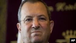 Izraelski ministar odbrane Ehud Barak