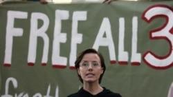 انتشار ترانه کوهنورد آزاد شده آمریکایی که در زندان ایران نوشته شد