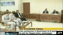 Засуджених в Ірані американців не відпустять під заставу до вівторка