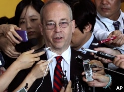 FILE - Assistant Secretary of State for East Asian and Pacific Affairs Daniel Russel