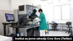 Laboratorija u Crnoj Gori