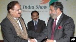 پاک بھارت وزرائے تجارت