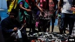Cabo Verde, um dos países afectados pela pesca sem controlo
