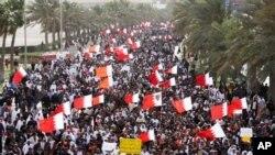 Αυτοσυγκράτηση ζητά η Δύση στο Μπαχρέιν