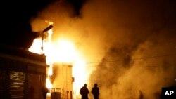 Kerusuhan di Ferguson, Missouri