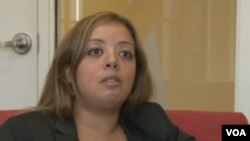 Marianne Ibrahim je kao pripadnica koptske vjere žrtva diskriminacije, i bila je pretučena tokom oktobarskih prosvjeda
