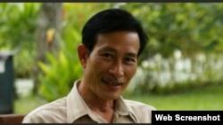 Blogger Điếu Cày Nguyễn Văn Hải.