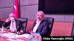 TBMM Dışişleri Komisyonu Başkanı Akif Çağatay Kılıç