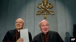 梵蒂岡在星期五公佈宗座勸諭《愛的喜樂》