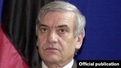 محمد امین فرهنگ، وزیر پیشین تجارت و اقتصاد افغانستان