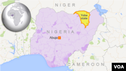 Yobe, au Nigeria (VOA)