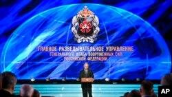 Presidenti Putin u drejtohet oficerëve të GRU-së