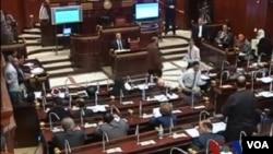 埃及就新憲法進行全國辯論