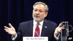 Ден Бруєтт, міністр енергетики США