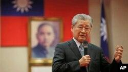 Thủ tướng Đài Loan, ông Mao Trị Quốc, đã rời khỏi nhiệm sở và tuyên bố sẽ không quay lại.