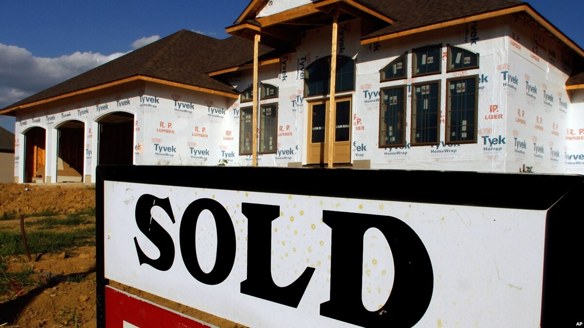 US Housing Market Rises Strongly Over Past Year