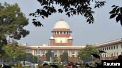 بھارتی عدالت عظمیٰ (فائل)