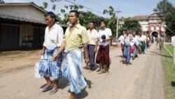 آزادی جمع وسيعی از زندانيان سياسی در برمه
