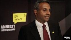 Salil Shetty, Sekjen Amnesty International, London (Foto: dok).