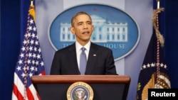 美国总统奥巴马将在星期二晚上在国会发表每年一次的国情咨文。(资料照)