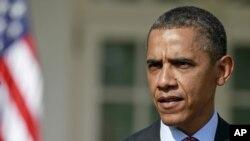 Presiden Obama menyetujui sanksi baru terhadap ekspor minyak Iran yang vital (30/3).