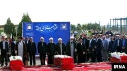 Bodies who killed in Hajj return to Iran, اجساد قربانیان حج از عربستان به ایران منتقل شدند