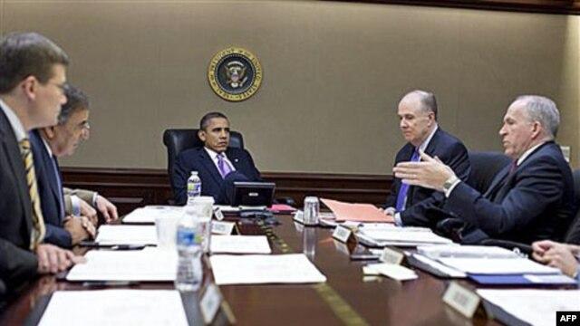 Presidenti Obama me ligjvënësit kryesorë në Shtëpinë e Bardhë