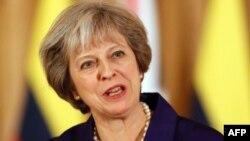 PM Inggris Theresa May hadir dalam KTT Dewan Kerjasama Teluk (GCC) yang dimulai Rabu (7/12).