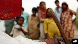 پاکستان میں نوزائیدہ بچوں کی شرح اموات بدستور تشویش ناک