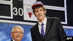 NBA draft: Veseli u Vizardsima, Mačvan u Klivlendu