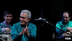 Alim Qasımovun Tehran konserti